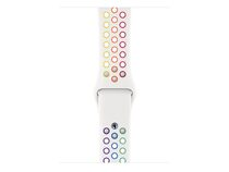Apple Nike Sportarmband, Pride Edition, für Apple Watch 44 mm, bunt