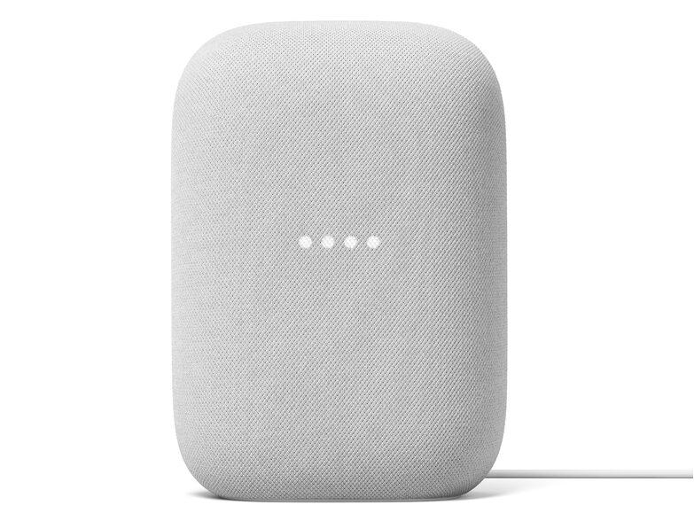 Artikel klicken und genauer betrachten! - Hervorragende Soundqualität überall in Ihrem Zuhause und Smart Home-Befehle per Sprachsteuerung mit dem Google Nest Audio smarten Lautsprecher.   im Online Shop kaufen