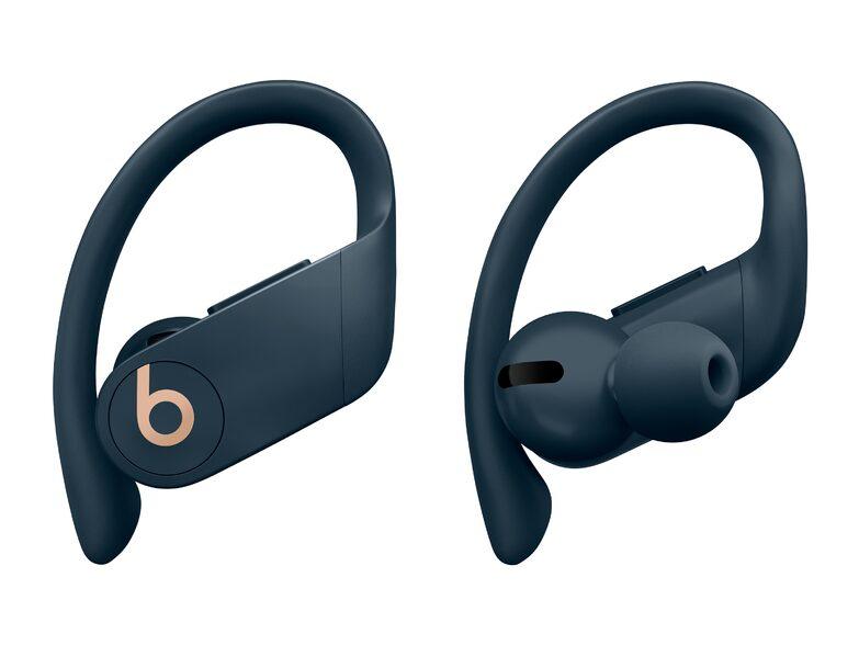 Artikel klicken und genauer betrachten! - Die Powerbeats Pro In-Ear Kopfhörer komplett ohne Kabel revolutionieren Ihre Workouts. Die verstellbaren, rutschfesten Ohrbügel sorgen für lang anhaltenden Tragekomfort und optimalen Halt bei voller Bewegungsfreiheit und ganz ohne Kabel.  Das robuste Design schützt vor Schweiß und Wasser und bringt Sie auf ein ganz neues Level. | im Online Shop kaufen