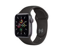 Apple Watch SE, 40 mm, Aluminium, Sportarmband