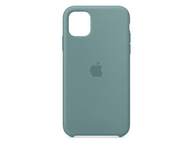 Artikel klicken und genauer betrachten! - Das Silikon Case wurde von Apple genau für Ihr iPhone 11 entwickelt. Darum passt es exakt zur Form Ihres Geräts, über die Lautstärketasten und die Seitentaste. So bleibt alles schön dünn.   Innen schützt ein weiches Futter aus Mikrofaser Ihr iPhone. Die glatte, weiche Außenseite aus Silikon fühlt sich gut an und liegt genauso in der Hand. Und zum kabellosen Laden müssen Sie das Case nicht abnehmen.   im Online Shop kaufen