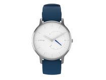 Withings Move Timeless Chic, Fitnessuhr, Silikonarmband