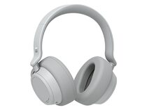 Microsoft Surface Headphones, Wireless Headset, Bluetooth, platingrau