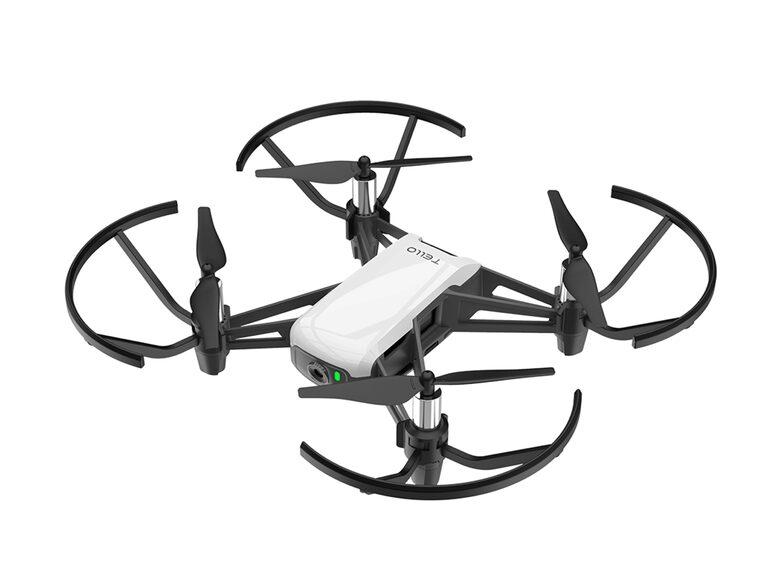 Artikel klicken und genauer betrachten! - Mit der Ryze Tello erleben Sie die Faszination der Drohnen und betrachten die Erde aus der Luft. Erstellen Sie beeindruckende HD-Videos mit programmierten Flugmanövern oder entdecken Sie mit der Programmiersprache Scratch die Welt der Software-Entwicklung. Und das zu einem sagenhaften Preis.   im Online Shop kaufen
