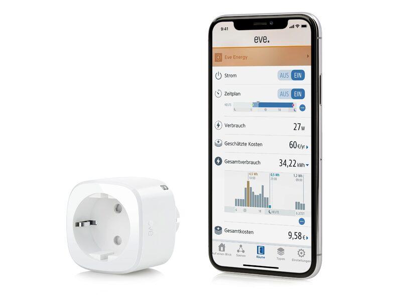 Der neue Eve Energy - Apple HomeKit Zwischenstecker