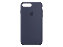 Apple iPhone 7 Plus Silikon Case, mitternachtsblau