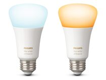Philips Hue White Ambiance, 2x E27 Glühbirne, 8,5 Watt, Bluetooth