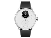 Withings ScanWatch, Hybrid-Smartwatch, 38 mm, weiß