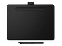 Wacom Intuos M, Kreativ-Stift-Display, Bluetooth, USB-A, schwarz