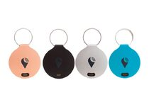 TrackR Bravo, Ortungs-Tracker, Bluetooth, 4er-Set, bunt