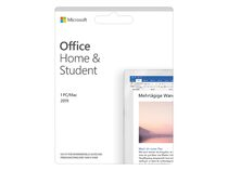 Microsoft Office Home & Student 2019, Product Key Card
