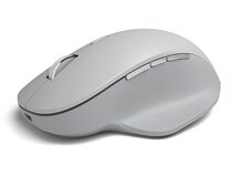Microsoft Surface Precision Mouse, kabellose Maus, Bluetooth, grau