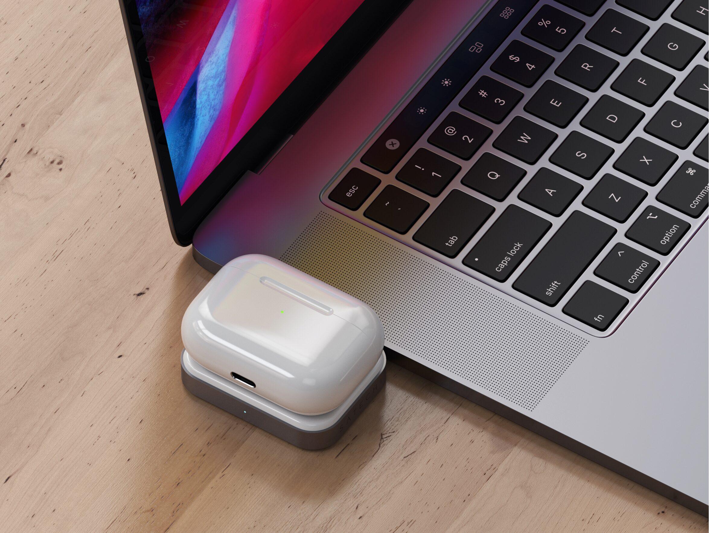 Satechi USB C Wireless AirPods Dock