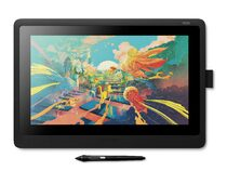 Wacom Cintiq 16, Kreativ-Stift-Display, 3-in-1-Kabel, schwarz