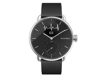 Withings ScanWatch, Hybrid-Smartwatch, 38 mm, schwarz