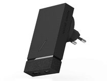 Native Union Smart Charger PD 18W, Netzteil, USB-A/USB-C, grau
