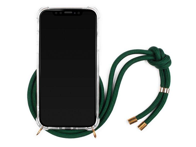 LOOKABE Necklace Case Tasche für iPhone XR Handykette mit