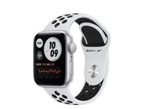Apple Watch Nike Series 6, 40 mm, Aluminum Sportarmband