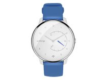Withings Move ECG, Fitnessuhr mit EKG-Funktion, 38 mm