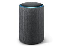 Amazon Echo Plus (2. Gen), Lautsprecher mit Smart-Home-Hub, schwarz