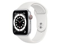 Apple Watch Series 6, GPS & Cellular, 44 mm, Aluminum, Sportarmband