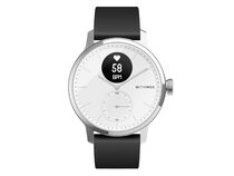 Withings ScanWatch, Hybrid-Smartwatch, 42 mm, weiß