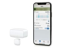 Eve Door & Window, kabelloser Kontaktsensor, HomeKit, Bluetooth, Thread, weiß
