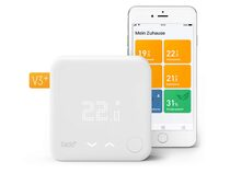 tado° Smartes Thermostat Starter Kit V3+, inkl. Internet Bridge, weiß