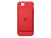 Apple Smart Battery Case, für iPhone 7, (PRODUCT)RED, rot