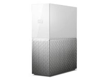 WD My Cloud Home, Ethernet/USB 3.0, weiß/silber