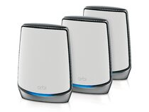 Netgear Orbi WiFi-6-System AX6000 (RBK853), WLAN-Router + 2 Satellit-Repeater