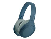 Sony WH-H910N, Over-Ear-Headset, Wireless ANC, Bluetooth, blau