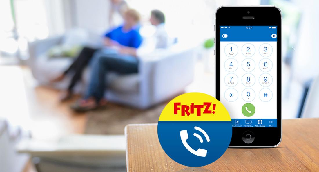 Lifestyle AVM FRITZ!App Fon