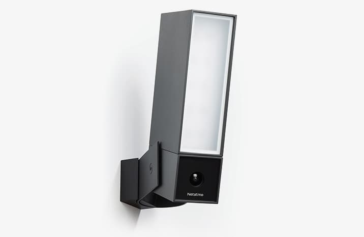 Netatmo Smarte Außenkamera