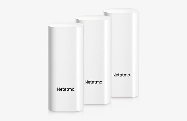 Netatmo Smarte Tür- und Fenstersensoren
