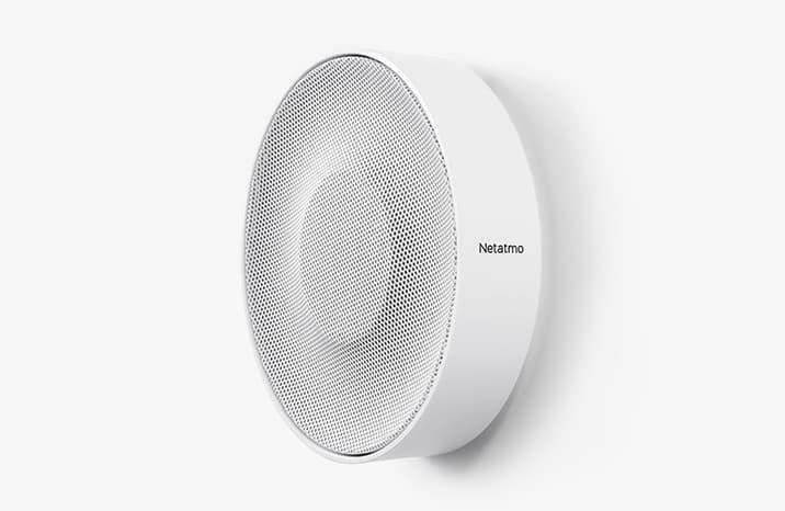 Netatmo Smarte Innen-Alarmsirene